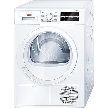 Bosch WTG86400 Serie 6 Luftkondensations-Wäschetrockner / B / 8 kg / weiß / EasyClean Filter
