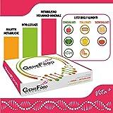 GeneFood VitaPlus – DNA test per intolleranze alimentari + assorbimento vitamine e minerali | Analisi di 32 geni, con tampone