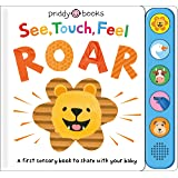 See, Touch, Feel: Roar: A First Sensory Book