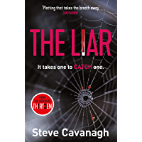 The Liar: It takes one to catch one. (Eddie Flynn Series) (English Edition)