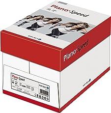 Papyrus 88113572 Drucker- und Kopierpapier PlanoSpeed, 80 g/qm, DIN-A4, 1 Box (5 Pack, 2500 Blatt) weiß, für staufreies Drucken auf allen Geräten