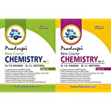 Pradeep's New Course Chemistry for Class 11 (Set of 2 Vol.) Examination 2020-2021