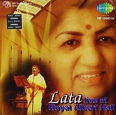 Lata Mangeshkar Live at Royal Albert Hall