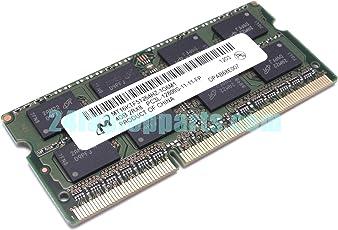Micron 4GB PC3-12800 DDR3 1600MHz unbuffered non-ECC MT16KTF51264HZ-1G6M1