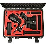 pour Voyage /étanche//verrouillable//Grande Protection Made in Germany MC-CASES /® Mallette de Transport pour 14 Montres