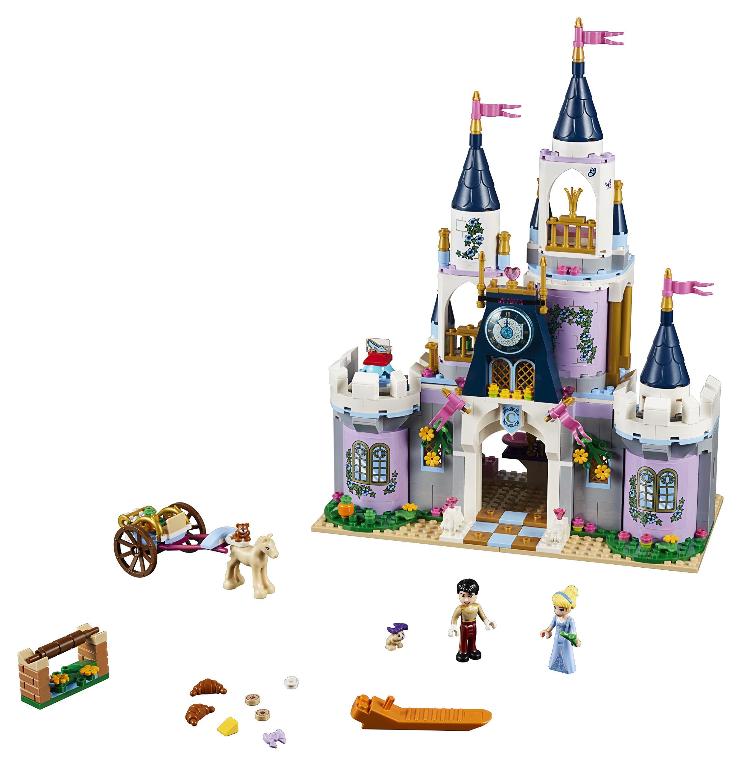LEGO Disney Princess - Il Castello dei Sogni di Cenerentola, 41154 3 spesavip