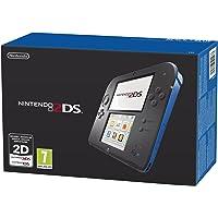 Nintendo 2DS - Console, Nero/Blu