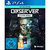 Observer: System Redux Day One Edition (PlayStation PS4)