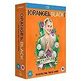 Orange Is The New Black - Season 1-3 [DVD]