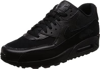 42 Herren Nike Air Max 90 Premium Schwarz 700155 012