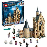 LEGO Harry Potter 75948 La Tour de l'horloge de Poudlard, Compatible avec Les Set de La Grande Salle et du Saule Cogneur…