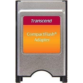 Transcend Adaptateur de carte ( CF 2 ) PC Card