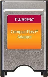 Transcend Pcmcia Ata Adapter For Cf Card Computers Accessories