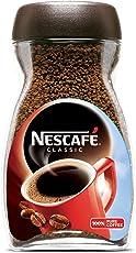 Nescafé Classic Coffee, 100g Glass Jar