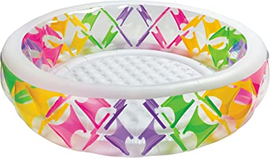 Intex 56494 Swim Center Pool, Multi Color