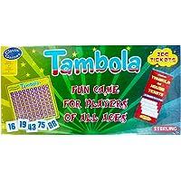 Sterling Classic Game Set - Tambola Carton