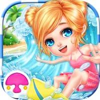 Princess Sandy: Surf Salon