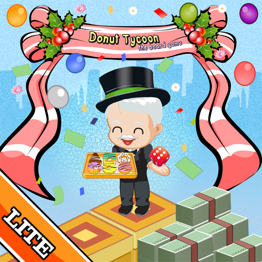 Donut Tycoon Lite -The Board Game-