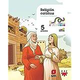 Religión católica. 5 Primaria. Nuestra casa [Madrid]