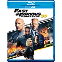 Fast & Furious Presents: Hobbs & Shaw (Blu-ray 3D) (1-Disc)