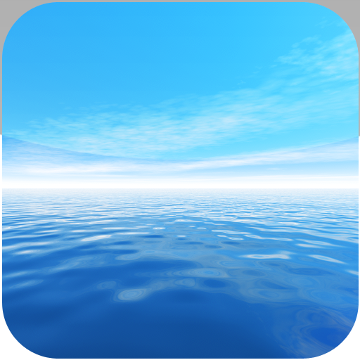 Ocean live wallpaper Ocean Big Blue ( live theme live android live