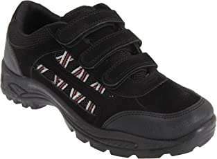 Dek Herren Ascend Trekking-Schuhe / Wanderschuhe / Wanderstiefel mit Klettverschluss