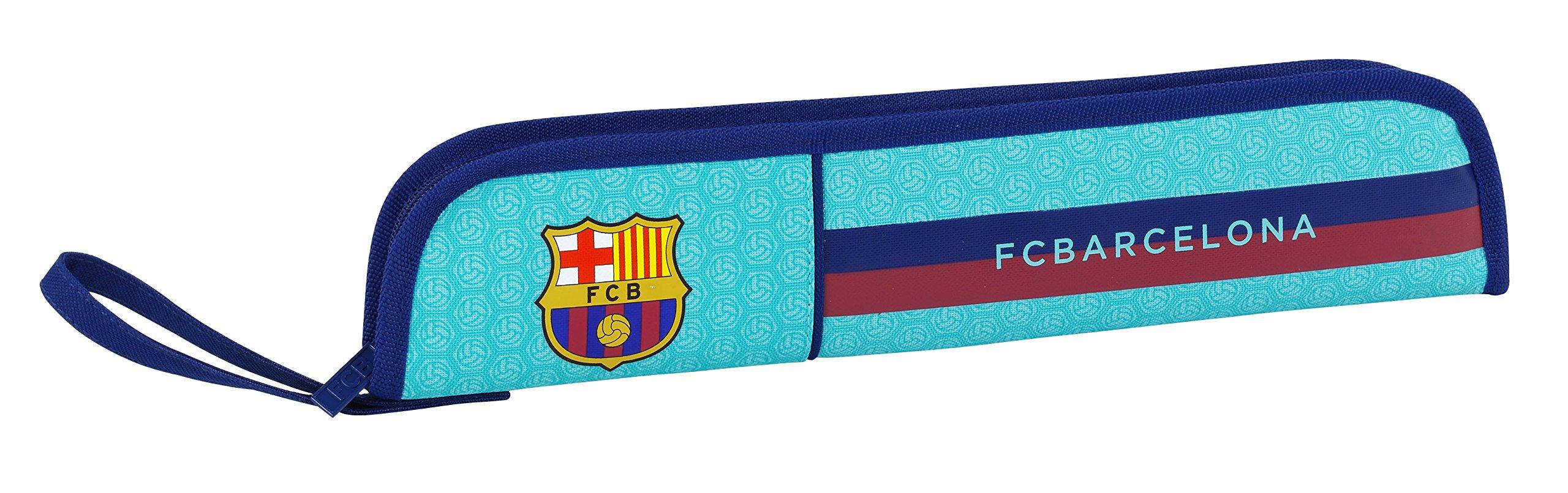 Safta Portaflautas F.C. Barcelona 2ª Equipacion 17/18 Oficial Protector Flauta 370x20x80mm