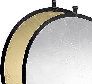 Walimex Pro Faltreflektor 107 Cm Gold Silber Kamera