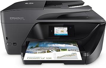 HP OfficeJet Pro 6970 Multifunktionsdrucker (Instant Ink, Drucker, Scanner, Kopierer, Fax, WLAN, LAN, Apple Airprint) mit 3 Probemonaten HP Instant Ink inklusive