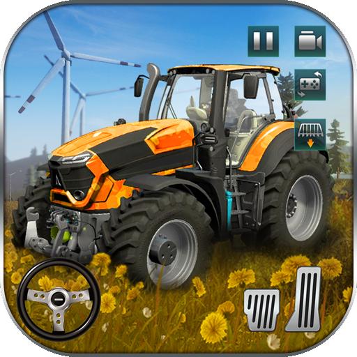 Modern Farming Simulator 3D (Feed Station)
