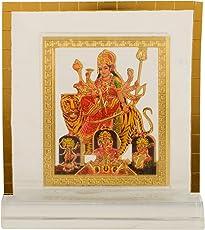 Autosure A00096 Universal Religious Statue of MATA Vaishnoo Devi Durbar