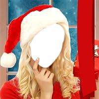 Weihnachtsfoto Montage