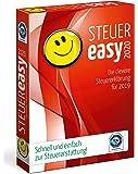 STEUEReasy 2020, clevere Schritt-für-Schritt Steuersoftware für die Steuererklärung 2019, Steuer CD-Rom für Steuer…