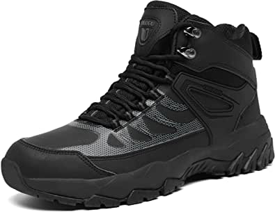 Walking Boots Men Women Lightweight Hiking Shoes Outdoor Ankle Boots