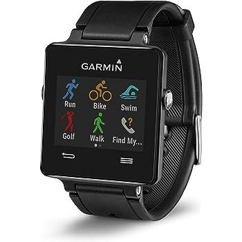 Garmin Vívoactive - Montre Multisports GPS - Noir