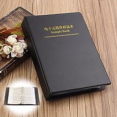 Rishil World 1206 1% SMD SMT Chip Resistors Assortment Kit 170Values x25 Assorted Sample Book