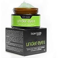 Bare Body Essentials Under Eye Gel 15g, Reduces Dark Circles and Puffiness around Eyes