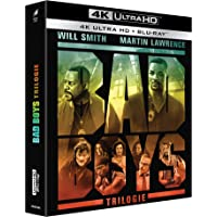Bad Boys Trilogie 3 Films [4K Ultra Hd + Blu-Ray] [4K Ultra HD + Blu-ray]
