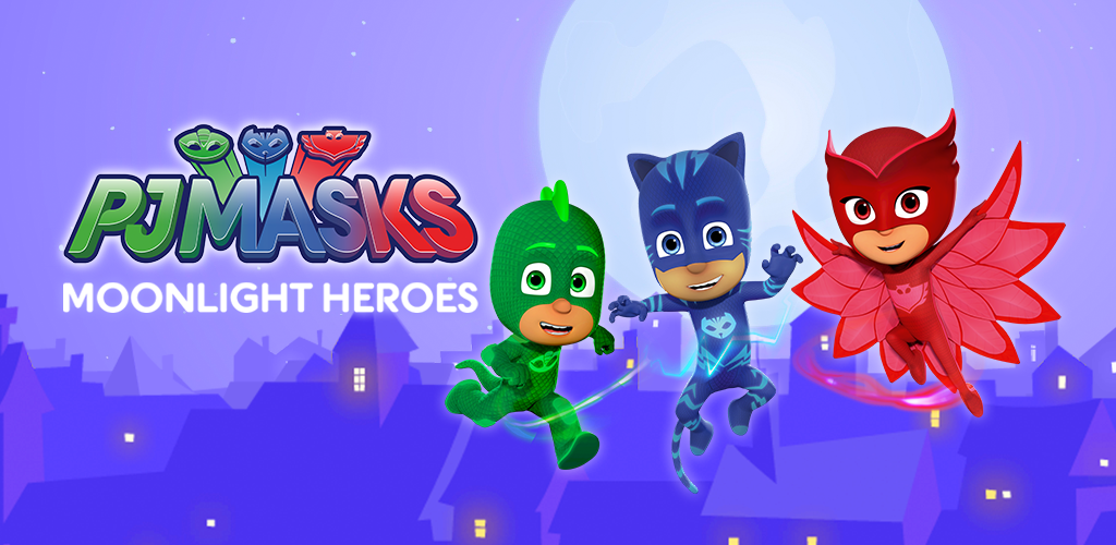 Pj Masks Moonlight Heroes Amazon Co Uk Appstore For Android