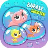 Little Pet Bubble Shooter - Schieße 3 gleiche, niedlichste Pet Bubble ab und entspanne dein Gehirn mit einer Freizeit, die Spiele tötet!