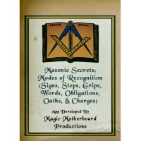 Masonic Secrets: Modes of Recognition