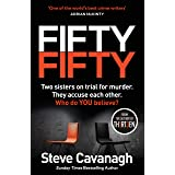 Fifty-Fifty: The Number One Ebook Bestseller, Sunday Times Bestseller, BBC2 Between the Covers Book of the Week and Richard a