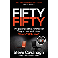 Fifty-Fifty: The Number One Ebook Bestseller, Sunday Times Bestseller and Richard and Judy Bookclub pick (English…
