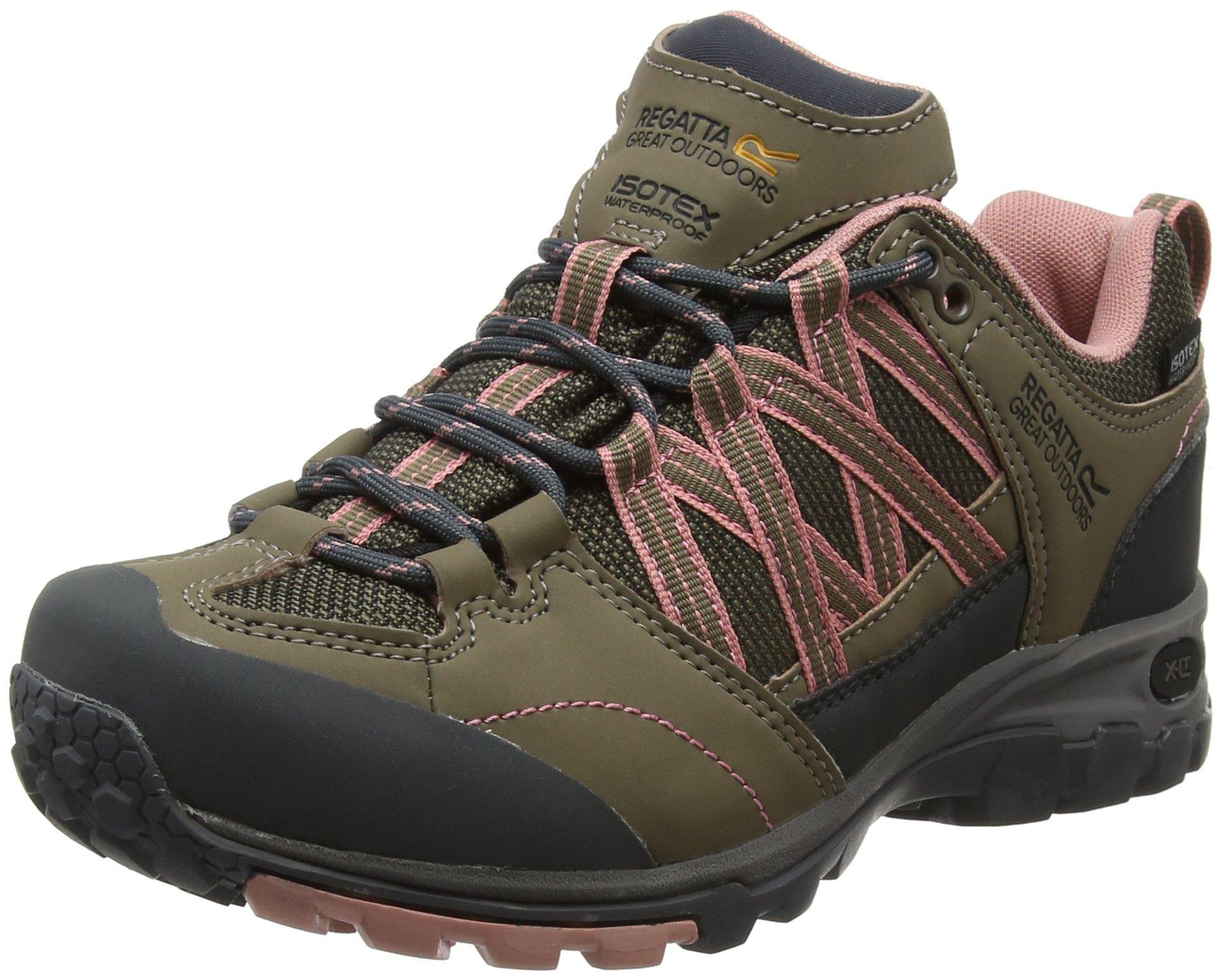0a7bb2159cf Regatta L Samaris Low, Women's Low Rise Hiking Boots