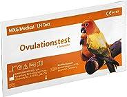 50x MXG Medical® Ovulationstest - Empfindlichkeit: 10mIU/ml