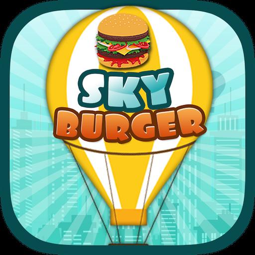 Sky Burger Unlimited Race Make Biggest Burger (Kostenlose Sky Burger)