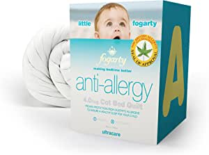Little Fogarty Anti Allergy Cotbed Quilt 120 x 150cm