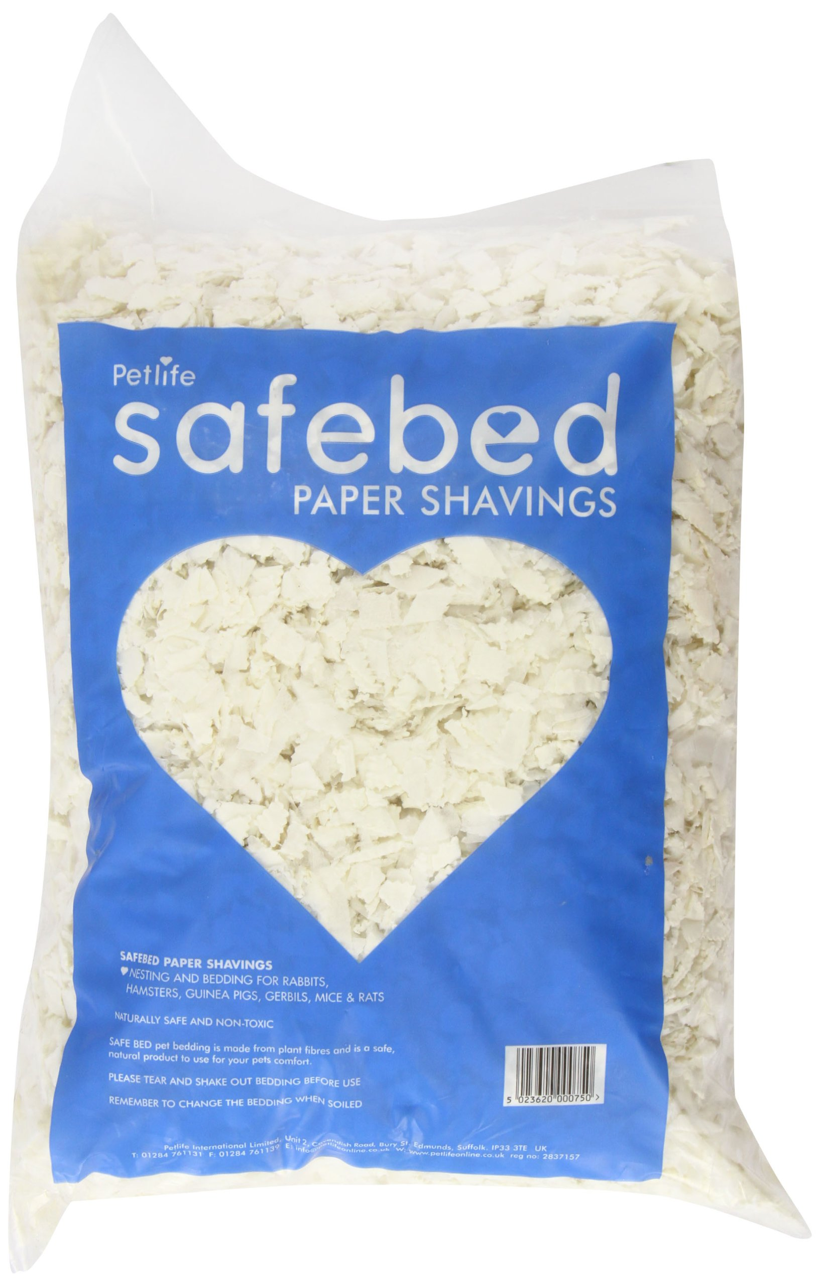Petlife-Safebed-paper-Shavings-Small-Animal-Bedding-Carry-Home-for-Small-Pet