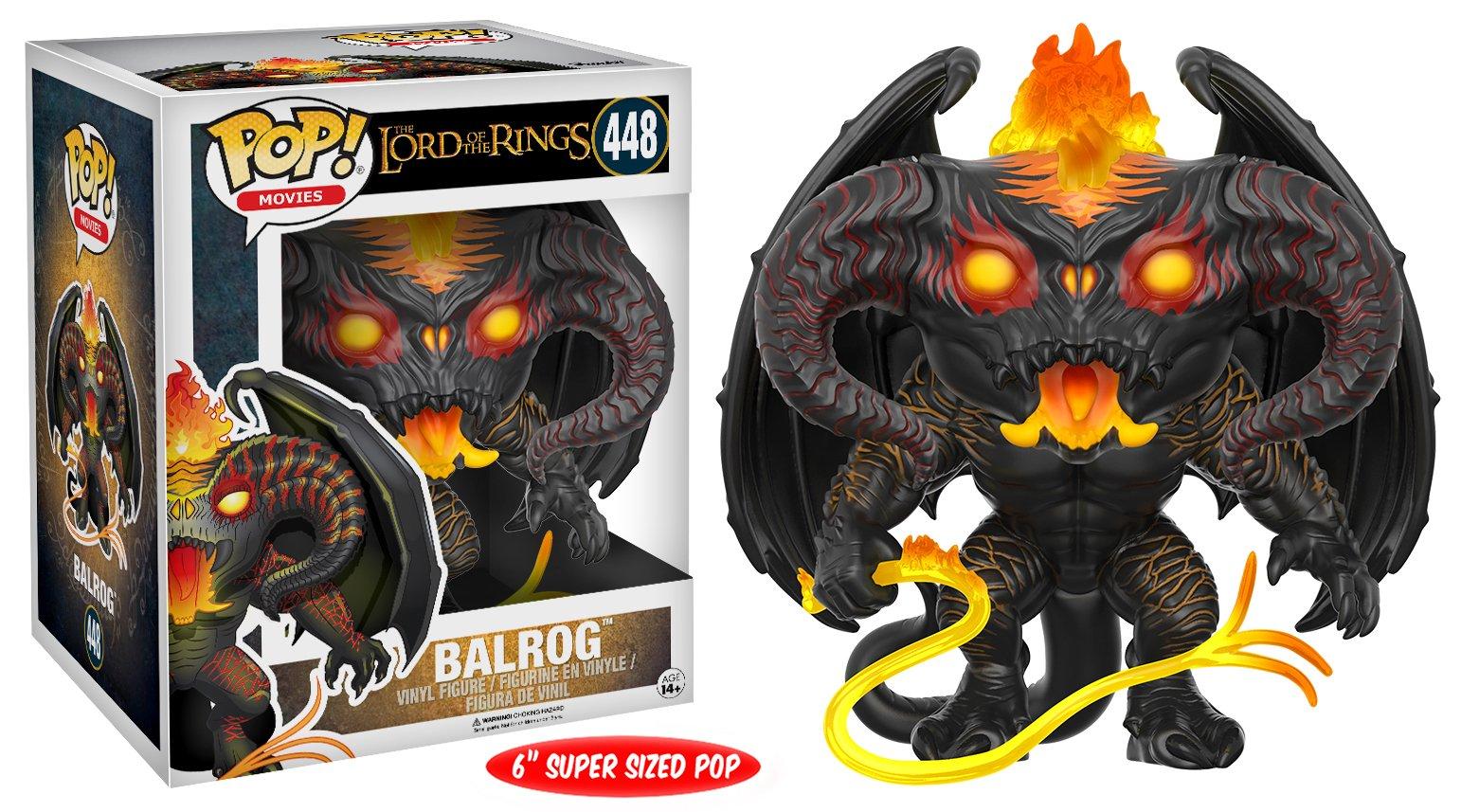 Funko Pop Balrog (El Señor de los Anillos 448) Funko Pop El Señor de los Anillos & El Hobbit