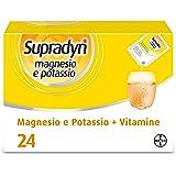 Supradyn Magnesio e Potassio Integratore Alimentare, 24 bustine